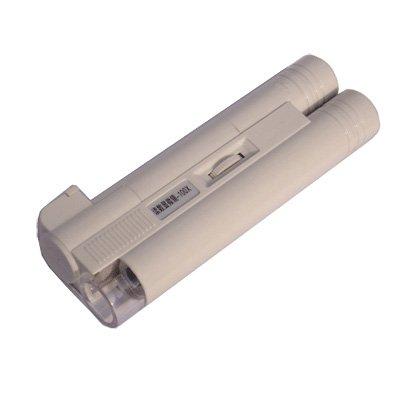 میکروسکوپ جیبی - لوپ جیبی چراغدار با بزرگنمایی 100 برابر