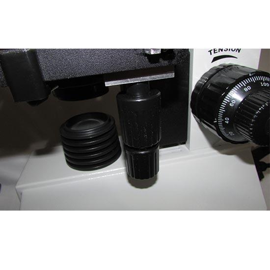 سیستم لامگردان دو محوره در میکروسکوپ بیولوژی 1600 برابر مدل XSZ-801BN
