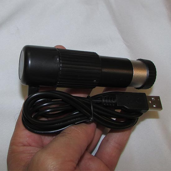 دوربین دیجیتال 0.7 مگاپیکسلی میکروسکوپ دانش آموزی XSP44