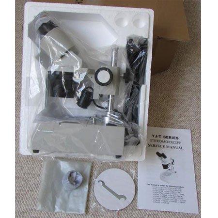 متعلفات استریو میکروسکوپ 80 برابر - لوپ 80 برابر دوچشمی مدل KE-56B