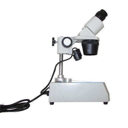 استریو میکروسکوپ 80 برابر - لوپ 80 برابر دوچشمی مدل KE-56B