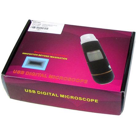 بسته بندی میکروسکوپ دیجیتال 200X با پورت USB و دقت 2 مگاپیکسل