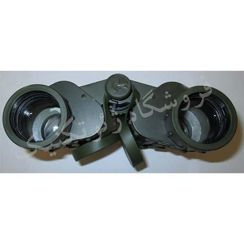 نمای لنزهای شیئی دوربین شکاری نورکونیا مدل Norconia 8X40