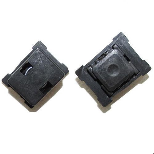 نمای جلو و پشت قفل شاخص چهار گوش مخصوص شاخص های 4 متری ، 5 متری و 7 متری