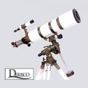تلسکوپ حرفه ای ارزان قیمت شکستی مدل 127700 دارای کیس حمل