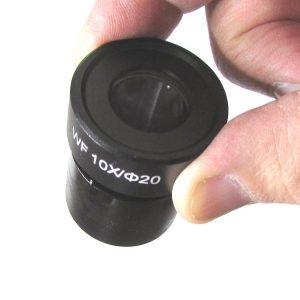 عدسی چشمی استریومیکروسکوپ ۲۰ و ۴۰ برابر مدل cs-5caw