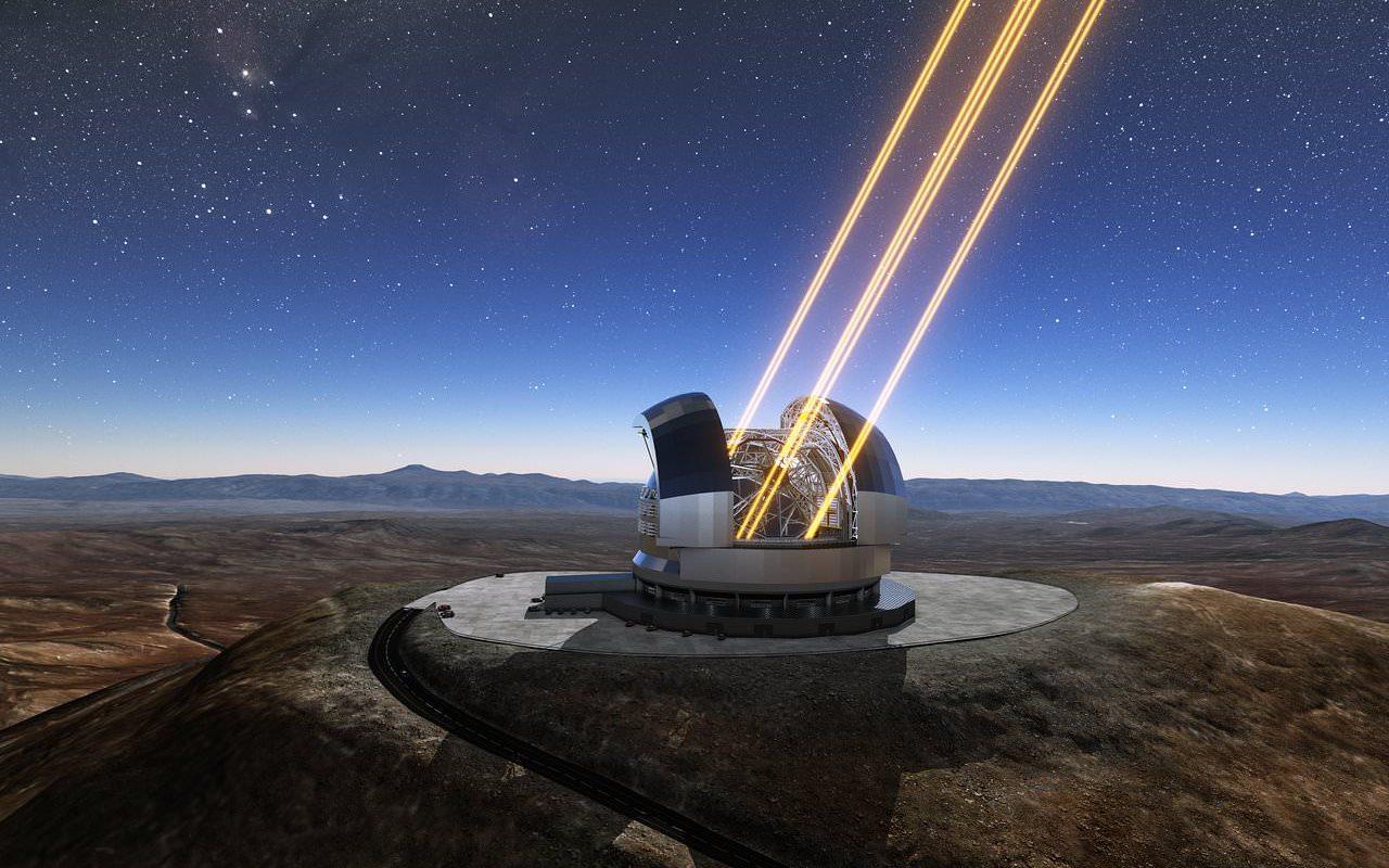 نحوه ساخت تلسکوپ شکستی ساده